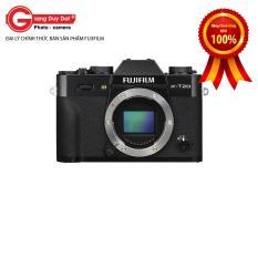 Máy ảnh Fujifilm X-T20 Body (Đen) – Hãng phân phối chính thức