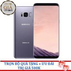 Samsung Galaxy S8 64G Ram 4GB 5.8inch (Tím Khói) – Hàng Nhập Khẩu