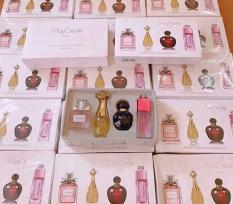 Set 4 chai nước hoa Maycreate ngọt ngào 25ml/chai Fullbox sang trọng