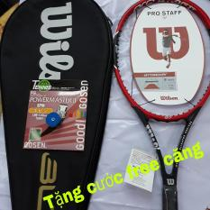 Vợt tennis Wilson pro staff97 . nặng 315g