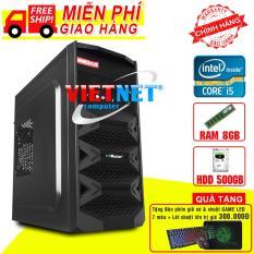 Máy tính chơi game intel core i5 3470/3570 RAM 8GB HDD 500GB (VietNet)