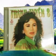 Đĩa CD phôi Phono Ca Sĩ Thanh Tuyền