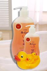 Tắm Gội Baby 2 In 1 L'affair Be Love ™ Baby Toptotoe 850ml