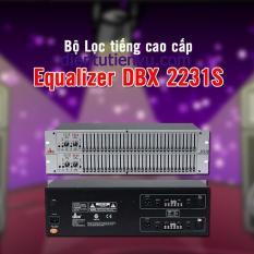 Lọc tiếng cao cấp DBX-2231S (Mặt Trắng)