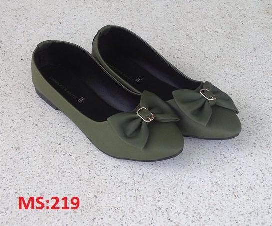 Giày búp bê mẫu hè 2018 – MS:219