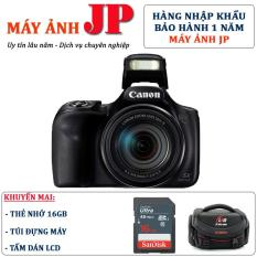 Canon SX540 HS (Hàng nhập khẩu) – Tặng thẻ 16G + túi máy