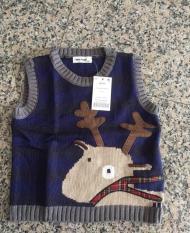 Áo ghi lê len tq xuất khẩu cho bé 3-8 tuổi
