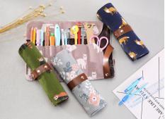 Túi vải lưu trữ bút – Loại đa năng mang theo tiện dụng