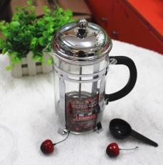 Bình pha trà và cà phê 600ml French Press Jinmeilai( Kèm video )