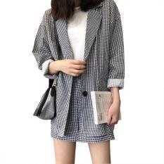 Set vest Hàn Quốc (áo vest+short)