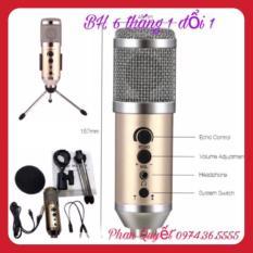 Micro Livestream 3Trong1 MK-F500TL