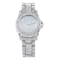(TRỢ GIÁ KHỦNG)Đồng hồ nữ siêu cấp GENEVA GE233 đính đá – Tặng kèm vòng đeo tay thạch anh