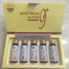 Nước uống Đông Trùng Hạ Thảo 9+ Cao Cấp (Hộp 5 chai x 30ml)