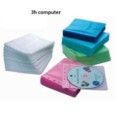 túi đựng đĩa cd/dvd đĩa cd rom ,đĩa trắng giá rẽ (100c/1 lốc )