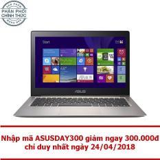 Laptop Asus UX303LN-C4312H 13.3inch (Xám) – Hãng phân phối chính thức