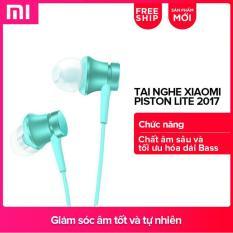 Tai nghe Xiaomi Piston Lite 2017 – Hãng phân phối chính thức