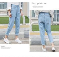 Quần baggy jean nữ thời trang 2019 JBG-XM1
