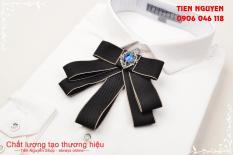 Nơ đeo cổ nam Hàn Quốc – Nơ cánh bướm