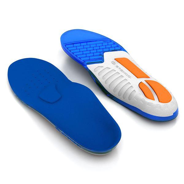 Lót Giày TOTAL SUPPORT® GEL (Spenco) Bảo Vệ Bàn Chân Tiểu Đường size 2 (giày từ 37-39)