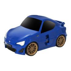 Vali kéo Subaru BRZ màu xanh dương