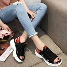 S062D – Giày sandal nữ phong cách Hàn Quốc