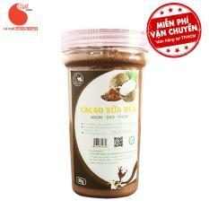 Bột cacao sữa dừa GreenD Food – Hũ 90gr