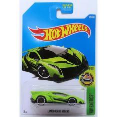 Xe ô tô mô hình tỉ lệ 1:64 Hot Wheels 2017 Veneno Hw Exotics 165/365 ( Màu Xanh )