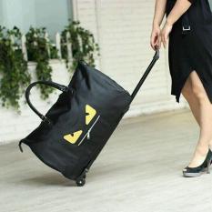 Túi kéo du lich cao cấp (mắt vàng)