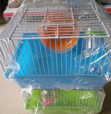 Lồng hamster vuông