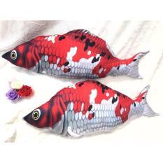 Gối ôm 3D hình cá VÀNG