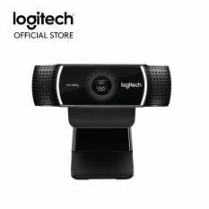 Webcam Logitech C922 Pro Full HD (Đen)