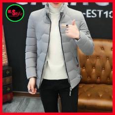 áo khoác phao nam 3 lớp dày dặn bao chất đẹp