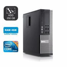 Máy tính đồng bộ Dell Optiplex 790 core i3 RAM 4GB HDD 250GB