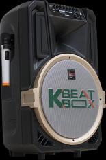 Dàn karaoke di động Acnos Beatbox CB39U
