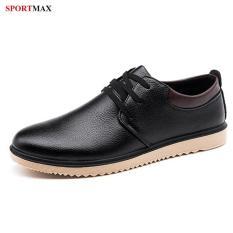 Giày casual nam công sở đế mềm Sportmax SM55126