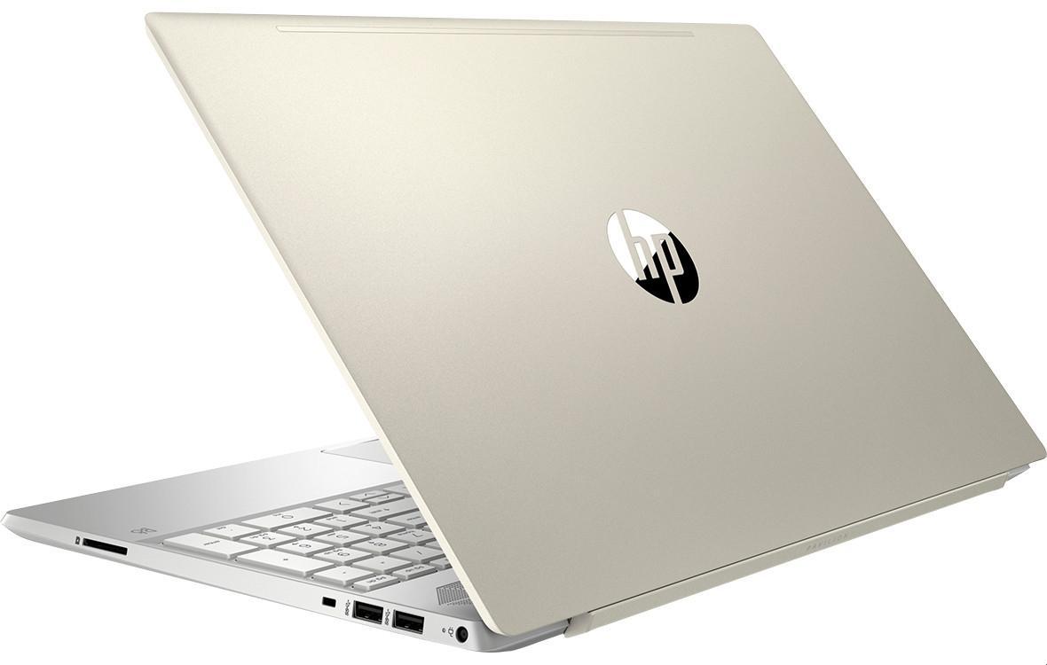 Laptop HP Pavilion 15-cs0016TU(4MF08PA)_I3-8130_4GB_1TB_WIN 10_GOLD