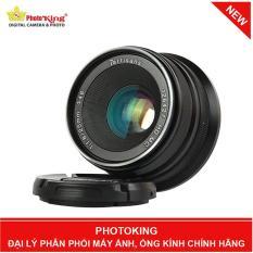 Ống kính 7artisans 25mm F/1.8 MF Lens (Sony E mount)