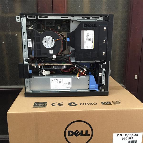 Máy Tính Để Bàn Dell Optiplex 990 SFF + Màn Hình Dell 19inch Full-HD (Core  I3 2100, Ram 8GB, 500gb) + Quà Tặng – Hàng Nhập Khẩu