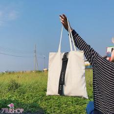Túi Tote vải CLASSY phong cách Hàn 291884