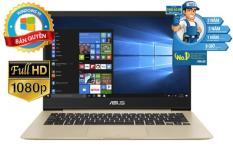 Laptop Asus UX430UA-GV428T i5-8250U/ 8GB/ 256GB/ 14/ Win 10 (Gold) – Hãng phân phối chính thức