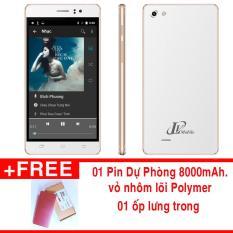 Điện thoại LV318 – 4GB 2 SIM – Tặng ốp lưng – Pin dự phòng 8000mAh