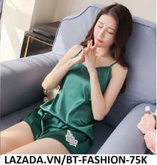 Đồ Bộ, Đồ Ngủ Mặc ở Nhà Thời Trang Mới – BT Fashion (ĐN-Ren Bông 03)