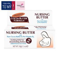 Kem Ngăn Ngừa Nứt Nẻ Và Giảm Đau Đầu Ti Khi Cho Con Bú Palmer's Nursing Butter (30g)