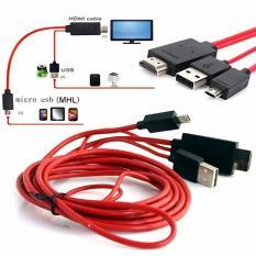 Cáp SamSung HDMI Kết Nối Điện Thoại Ra Tivi HD1080