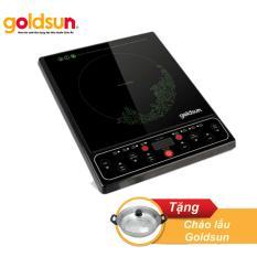 Bếp từ Goldsun GHS3023 + Kèm Nồi Lẩu