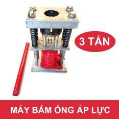 Máy bấm đầu ống áp lực cao thuỷ lực 8mm đến 18mm 3 tấn