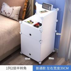 Tủ nhựa lắp ghép đầu giường