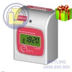 Máy chấm công thẻ giấy RONALD JACK RJ-2200N( Đồng hồ điện tử)