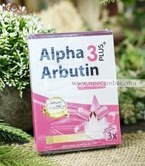 Combo 2 hộp Viên kích trắng alpha arbutin 3 (1 hộp = 1 Vỉ 10 viên)