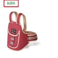 Đai an toàn 2 lớp cho bé (màu đỏ)